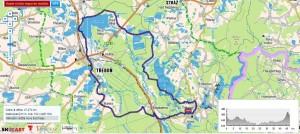 Naučná stezka okolo Třeboně - rybník Svět a Rožmberk